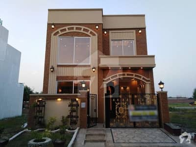 5 Marla House For Sale On Good Location