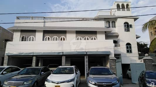 Commercial Purpose 1st & 2nd Floor Portion Is Available For Rent