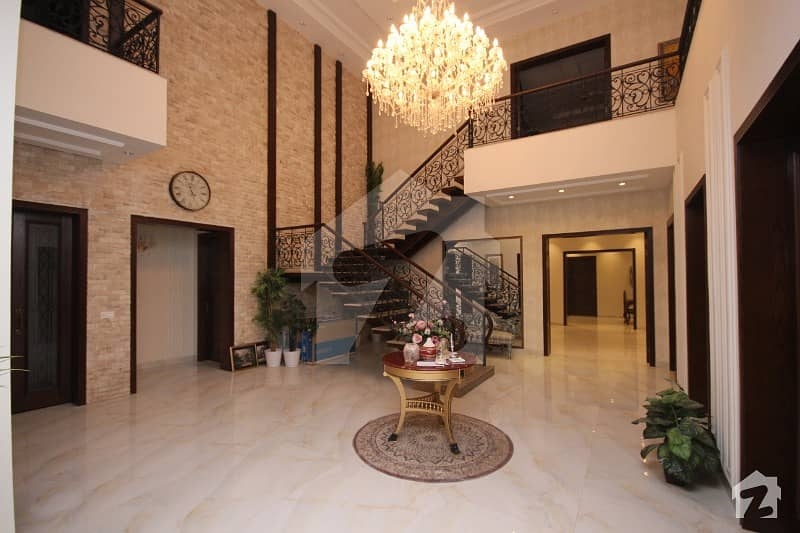 Leads Offer One Kanal Brand New Spanish Bungalow In Main Road In Dha Phase 6