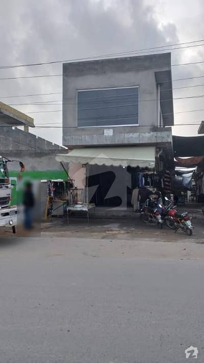 1 Marla Commercial Shop Available For Sale