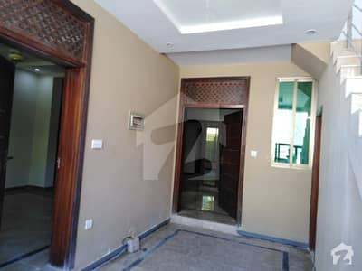 5 Marla Brand New Double Unit House is Available For Sale