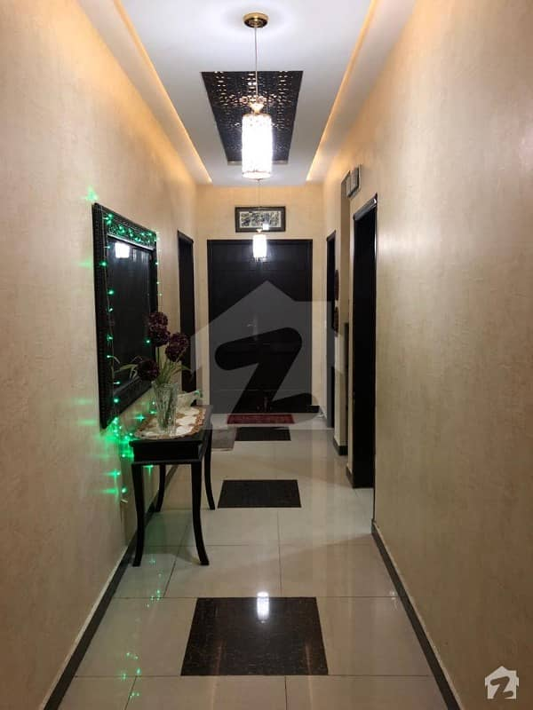 Askari 10 FSector 12 Marla 4 Bed Apartment Full Renovated  For Sale