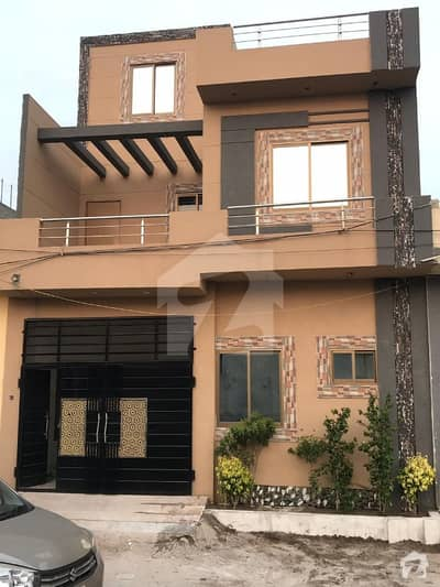 Ali Bhai Estate Offers A Low Budget House For Sale 4 Marla At Green Cap Society