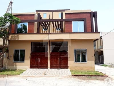 35 marla brand new house for sale in green avenue housing society airport road