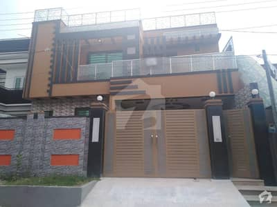 Triple Storey House Is Available For Sale In Hayatabad Phase 2  J4