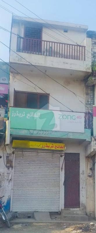 Beautiful Shop Main Location Misryal Road Mukarram Town Available For Sale
