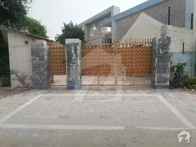 People colony c block faisalabad