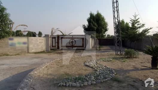 4 Kanal Farm House For Sale On Main Barki Road Lahore