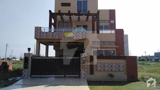 8 Marla Brand New House For Sale In DHA 11 Rahber Halloki Gardens