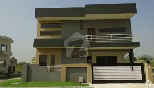Brand New Corner Double Unit House For Sale In B-17 Block C Islamabad