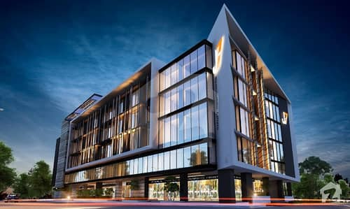 Margalla Hill View Apartment For Sale On Installment