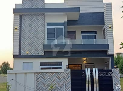 House Is Available For Sale In Block D