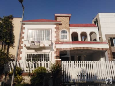 10 Marla Brand New House With Basement For Sale In B Block Of Sukh Chayn Gardens Lahore
