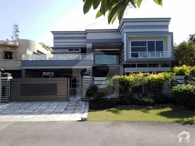 27 Marla House For Sale In B4 Block Of Wapda Town Phase 1 Lahore