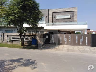 1 Kanal Brand New Beautiful Owner Built House With Basement For Sale In DHA Phase 8 Ex Park View Block B