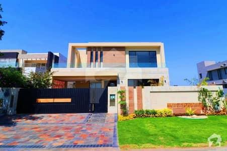 Mazhar Munir Design 1 Kanal Brand New Beautiful And Luxury Bungalow For Sale