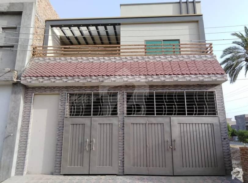 سٹی گارڈن ہاؤسنگ سکیم جہانگی والا روڈ بہاولپور میں 4 کمروں کا 5 مرلہ مکان 75 لاکھ میں برائے فروخت۔