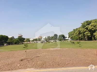 1 Kanal Plot For Sale In Gulbahar Block Bahria Town Lahore