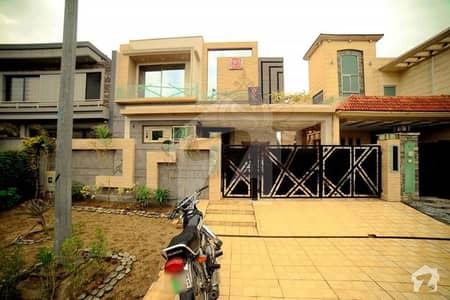 10 Marla Luxury Home For Sale On Hot Location On Reasonable Price