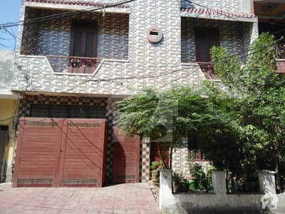 5 Marla Semi Commercial House Is Available For Sale On Kaleem Shaheed Road