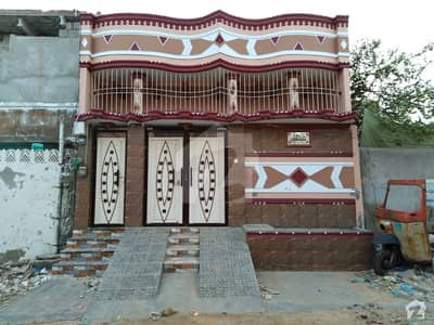 Brand New R. C. C House Is Available For Sale In Surjani Town Sector-7A