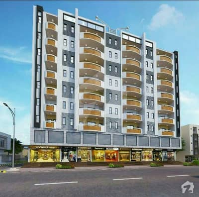 Apartment For Sale In Ayesha Tower  Qasimabad