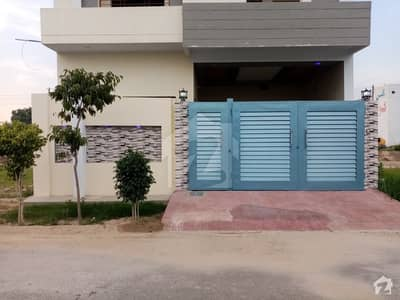 Triple Storey Beautiful House Available For Rent At Crown City Okara