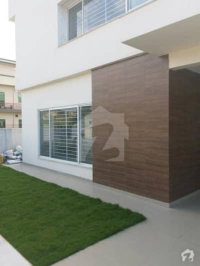 1 Kanal Outstanding Location Brand New Double Storey House Available For Sale In A Sector Of DHA Phase  5
