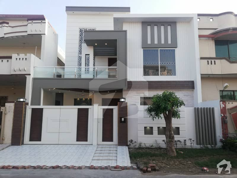 10 Marla Brand New House Is Available For Sale In Garden Town - D Block