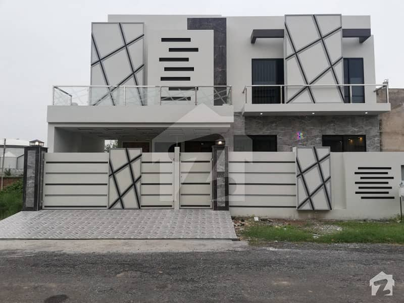 Brand New House For Sale In Garden Town  E Block