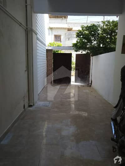 03 Beds DD Ground Floor Brand New Portion for RENT in Nazimabad No 4