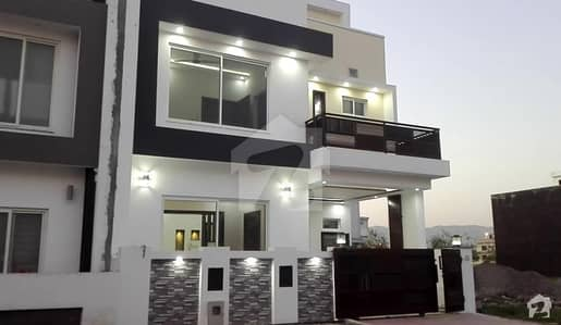 Beautiful Brand Well Designed House Is Available For Sale In Bahria Enclave  Sector B1
