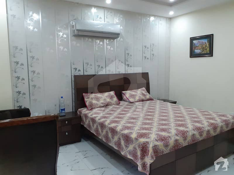 Luxury Furnished Flat For Rent In Bahria Town Lahore
