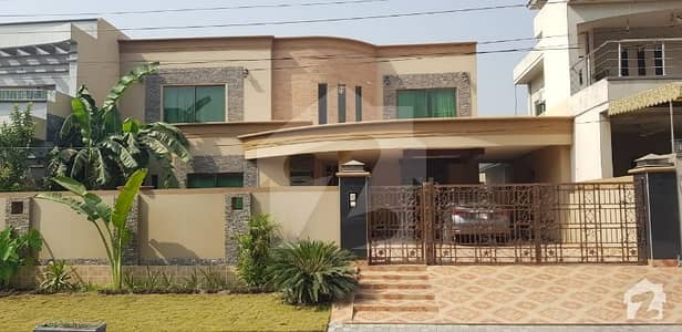 One Kanal Double Storey Bungalow Is Available For Sale