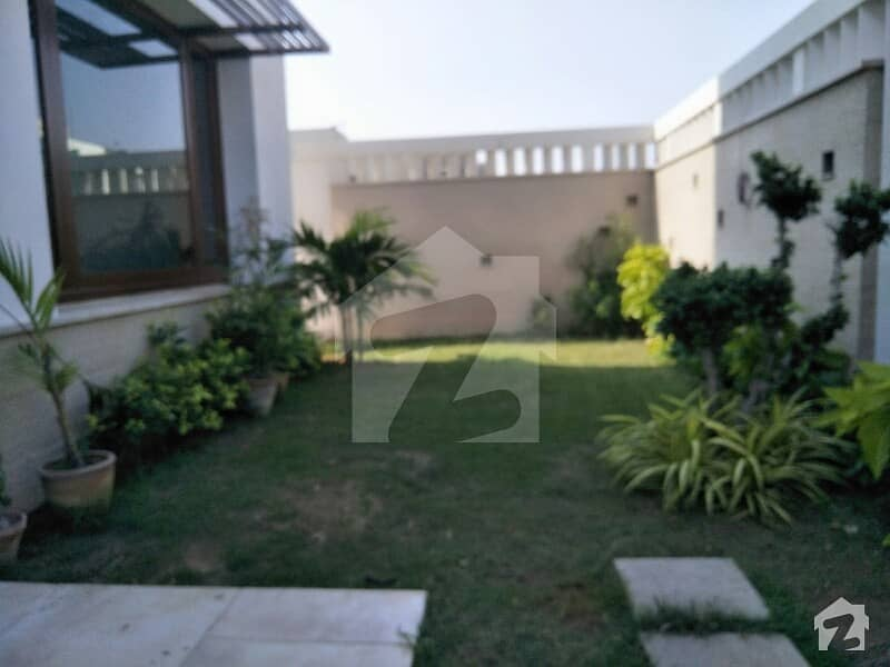 500 Sq Yards  Brand New  Extraordinary Designer Bungalow For Sale