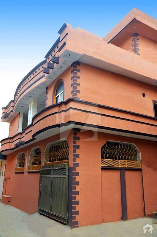 Corner  Beautiful 7 Marla Triple  Story House