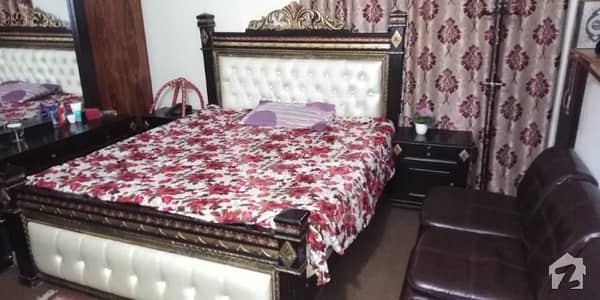 i-9 Out Class beautifull location fst floor fully furnished room available for rent