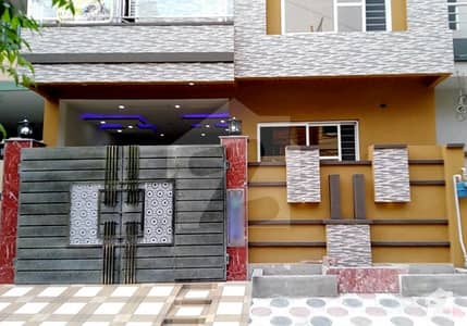 5 Marla Brand New House For Sale In P Block Of Johar Town Phase 2 Lahore