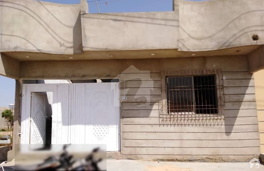 120 Sq Yards Brand New Bungalow For Sale In Salfia
