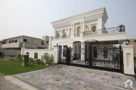 Dha Lahore Phase 6  One Kanal Brand New Spanish Villa Cheapest Price