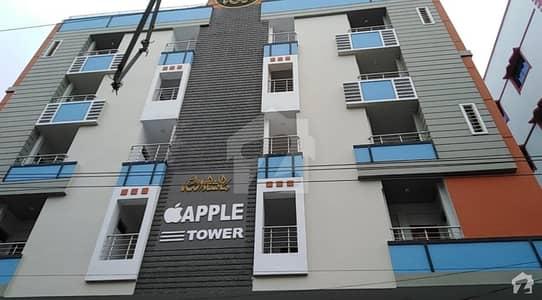 1350 Feet 2nd Floor Flat For Sale In Apple Tower Heerabad Near Mehran Dairy