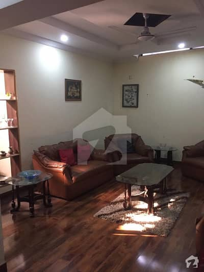 Owner Built 10 Marla Double Unit Triple Storey House Is Available For Sale