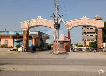 120 Yard  Residential Plot For Sale In Fazal Sun City
