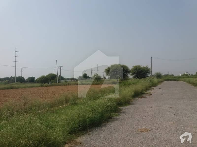 CDA Sector Residential Plot For Sale In I-15 Islamabad