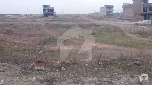 CDA Sectar 900 series Residential plot For Sale In I12 Islamabad