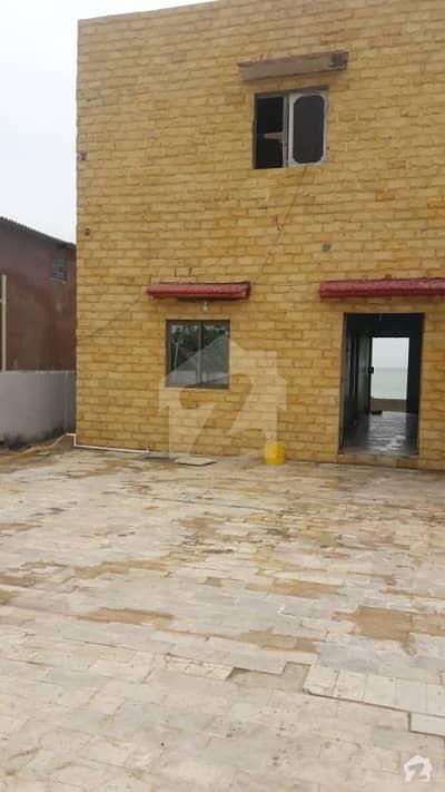 ہاکس بے کیماڑی ٹاؤن کراچی میں 3 کمروں کا 11 مرلہ مکان 1. 2 کروڑ میں برائے فروخت۔