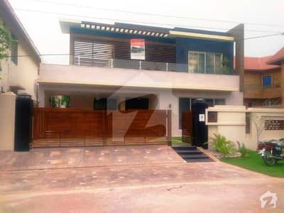 Syed Brothers Offer Brand New Fully Basement 1 Kanal Fully Furnished Bungalow For Sale