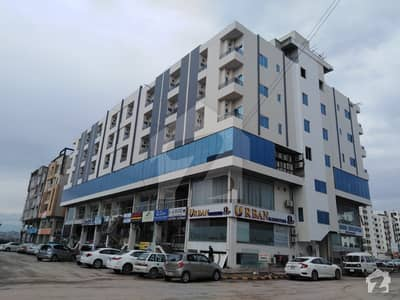 one bed apartment for sale in gulberg islamabad ready to live