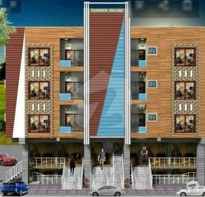 Taskeen Arcadr Ground floor Shop #1 Rawalpindi Housing sector C-18