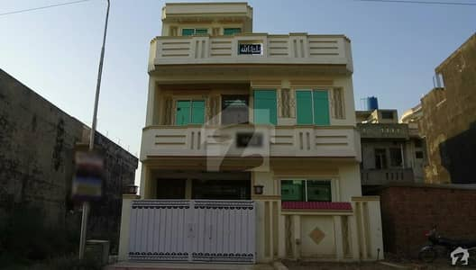 25x40 Double Storey House Is Available For Sale In G-14/4 Islamabad